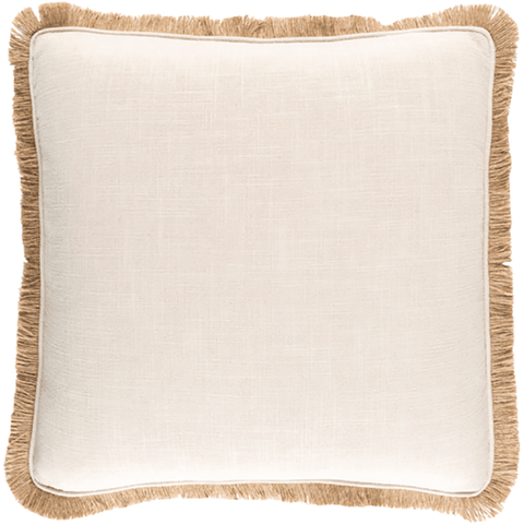 Image of Ellery Pillow ~ Beige - Cece & Me - Home and Gifts