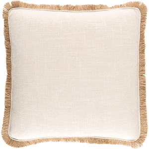 Ellery Pillow ~ Beige - Cece & Me - Home and Gifts