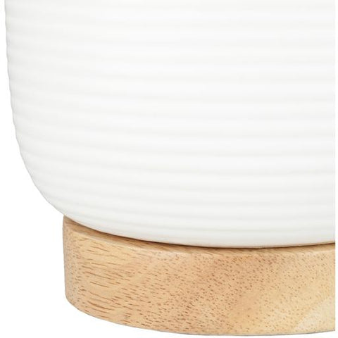 Image of Everly Table Lamp ~ White - Cece & Me - Home and Gifts