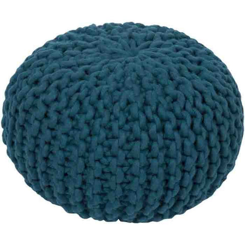 Image of Fargo Pouf ~ Teal - Cece & Me - Home and Gifts