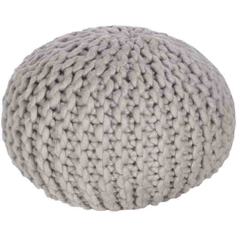 Image of Fargo Pouf ~ Taupe - Cece & Me - Home and Gifts