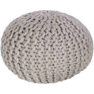 Fargo Pouf ~ Taupe - Cece & Me - Home and Gifts