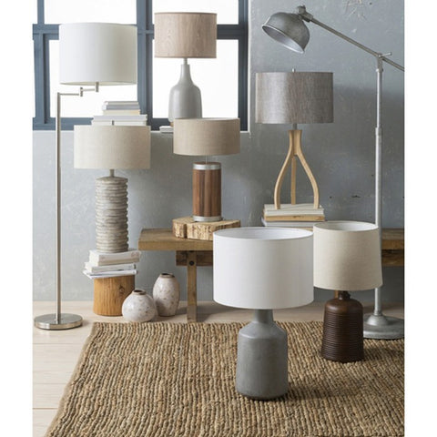 Image of Concrete Foreman Table Lamp - Cece & Me - Home and Gifts