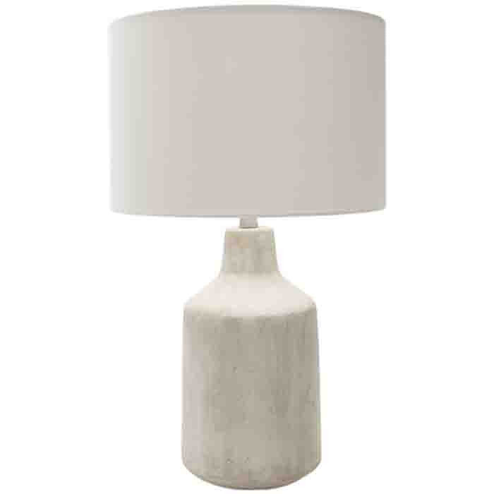 Concrete Foreman Table Lamp - Cece & Me - Home and Gifts