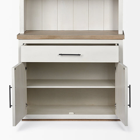Fairview I Shelf Shelving Unit - Cece & Me - Home and Gifts