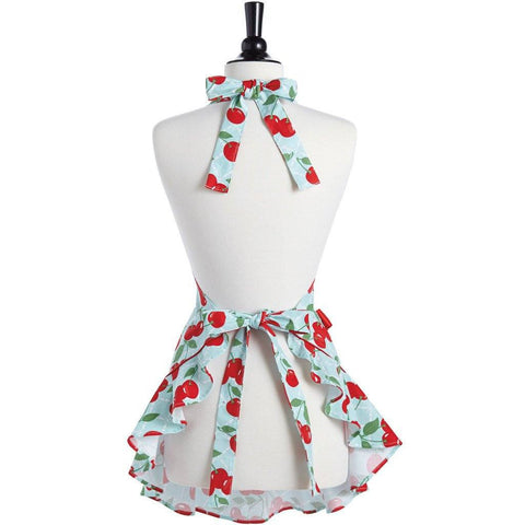 Image of Fancy Cherry Apron ~ Childs - Cece & Me - Home and Gifts
