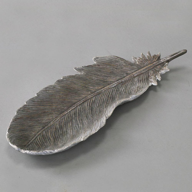 Feather Accessory Tray Large - Cece & Me - Home and Gifts