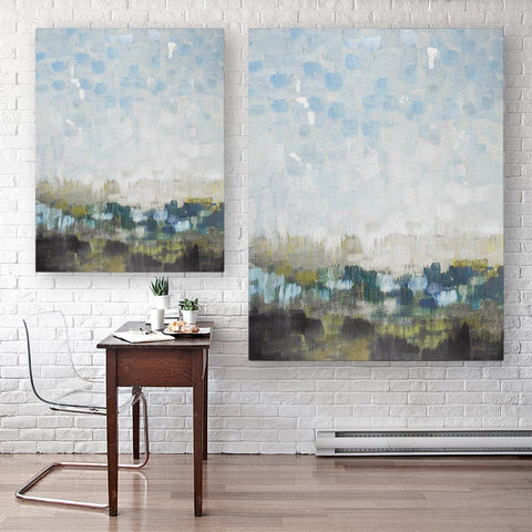 Fields Afar (44 X 57) Painting - Cece & Me - Home and Gifts
