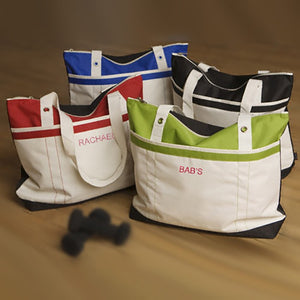 Fitness Fun Tote - Cece & Me - Home and Gifts