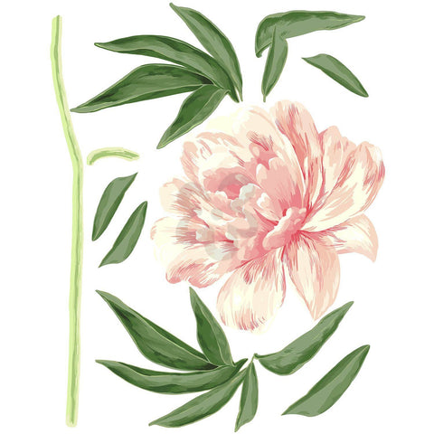 Image of Floral Wall Decal Cut-Outs ~ Peony - Cece & Me - Home and Gifts