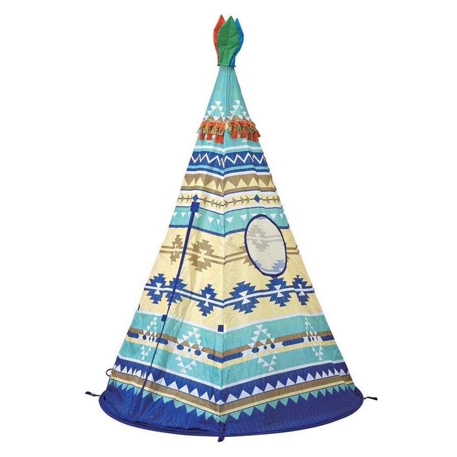 Fun Native Print Tent - Cece & Me - Home and Gifts