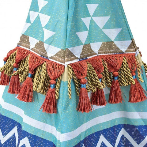 Image of Fun Native Print Tent - Cece & Me - Home and Gifts