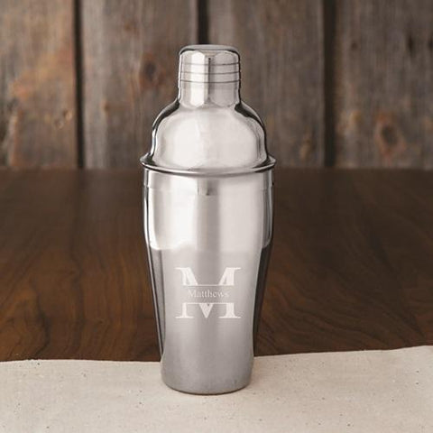 Image of Stainless Steel 20 oz. Cocktail Shaker - Cece & Me - Home and Gifts