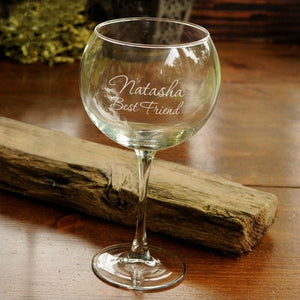 Connoisseur Red Wine Glass - Cece & Me - Home and Gifts