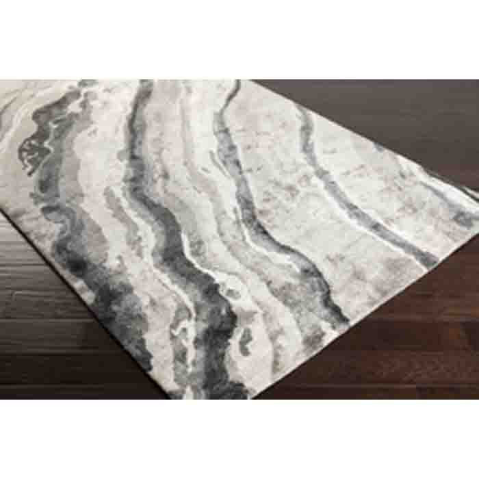 Gemini Rug ~ Gray - Cece & Me - Home and Gifts