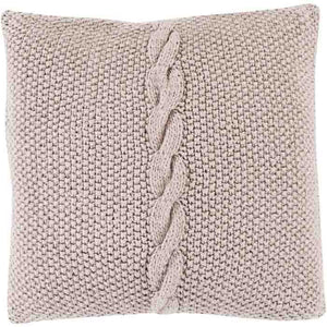 Genevieve Pillow ~ Taupe - Cece & Me - Home and Gifts