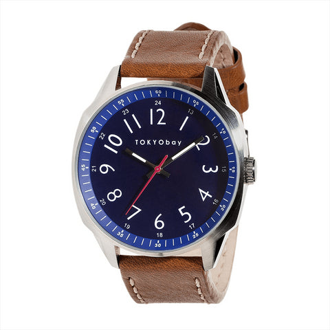 Image of Gable Watch ~ Blue - Cece & Me - Home and Gifts
