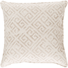Geonna Pillow ~ Taupe - Cece & Me - Home and Gifts