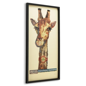 Giraffe ~ Art Collage - Cece & Me - Home and Gifts