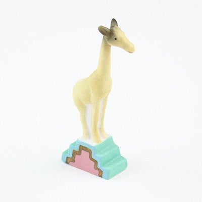 Image of Fun Circus Porcelain Candle Holder - Giraffe - Cece & Me - Home and Gifts