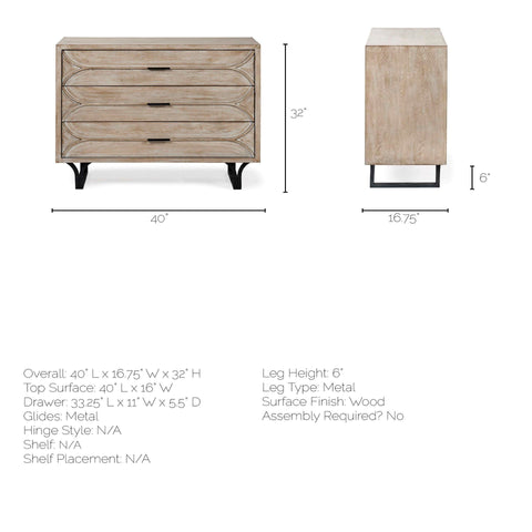 Giselle I Cabinet - Cece & Me - Home and Gifts