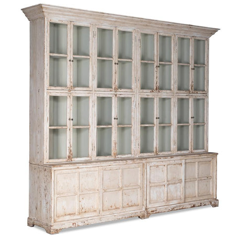 Glass Front Cabinet - Cece & Me - Home and Gifts
