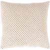 Godavari Pillow ~ Cream - Cece & Me - Home and Gifts