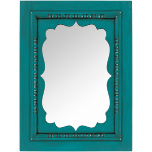 Greenville Mirror ~ Teal - Cece & Me - Home and Gifts