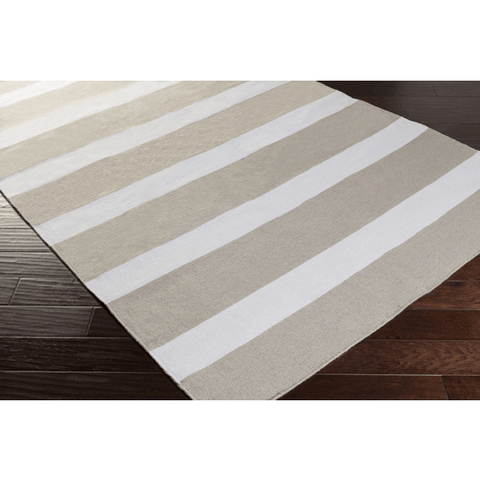 Halsy Rug ~ Medium Gray & Cream - Cece & Me - Home and Gifts