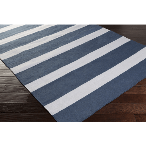 Halsy Rug ~ Navy & Cream - Cece & Me - Home and Gifts