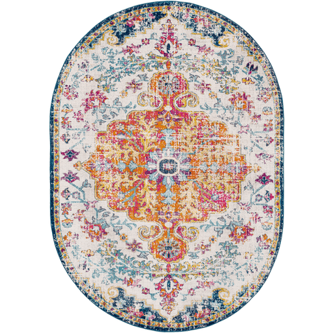 Harput Rug ~ Saffron - Cece & Me - Home and Gifts