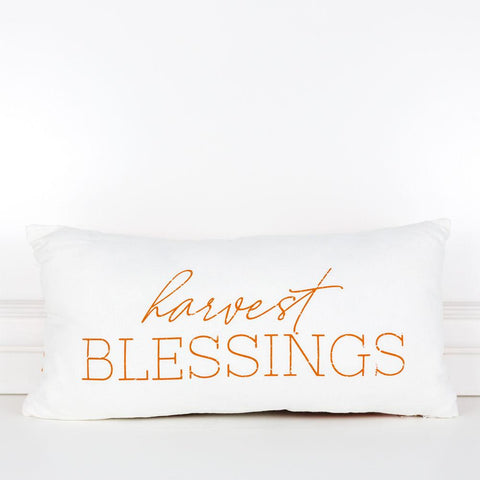 Image of Harvest Blessings ~ Reversible Plaid - Cece & Me - Home and Gifts