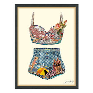 Hawaii Beach ~ Art Collage - Cece & Me - Home and Gifts