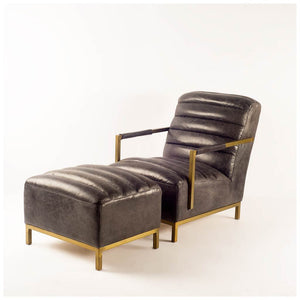 Hawkeye Club Chair - Cece & Me - Home and Gifts