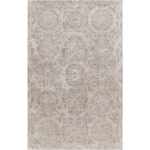 Image of Henna Rug ~ Gray - Cece & Me - Home and Gifts