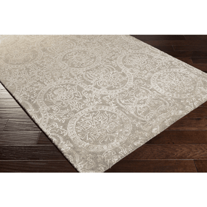 Henna Rug ~ Gray - Cece & Me - Home and Gifts