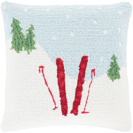 Holiday Ski Pillow