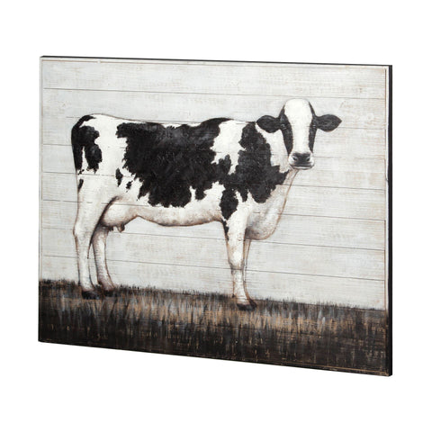Holstein Oil Painting - Cece & Me - Home and Gifts