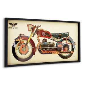 Holy Harley ~ Art Collage - Cece & Me - Home and Gifts