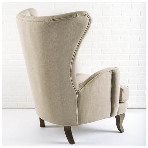 Huron Chair I Taupe - Cece & Me - Home and Gifts