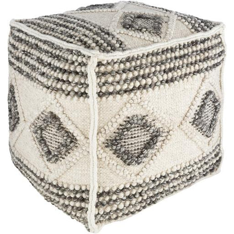 Hygge Pouf I - Cece & Me - Home and Gifts
