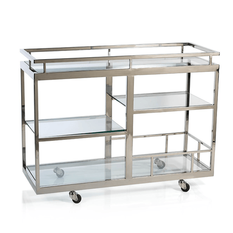Hampton Bar Cart/ Trolley - Cece & Me - Home and Gifts