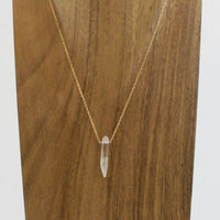 Icicle Gold Necklace - Cece & Me - Home and Gifts - 2