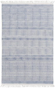 Idina Rug ~ Dark Blue - Cece & Me - Home and Gifts