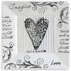 Personalized Imagine Love Plate - Cece & Me - Home and Gifts