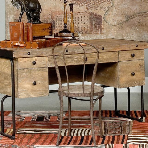 Industrial Desk - Cece & Me - Home and Gifts