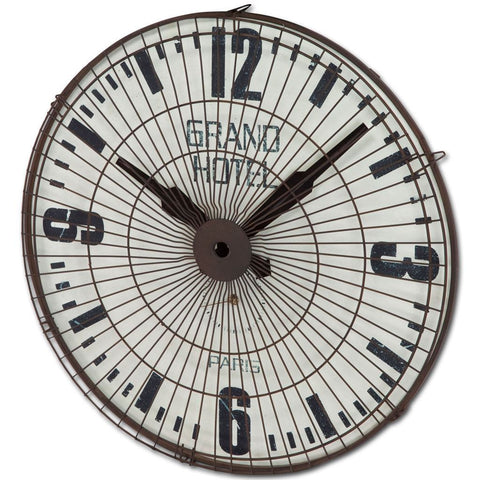 Informa Oversized Wall Clock - Cece & Me - Home and Gifts