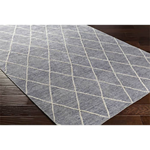 Jaque Rug ~ Medium Gray - Cece & Me - Home and Gifts