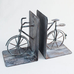 Jardin Fer Bicycle Bookends - Cece & Me - Home and Gifts