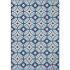 Joblin Rug ~ Aqua/Dark Blue/Light Gray/Cream - Cece & Me - Home and Gifts